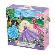 Mudpuppy, puzzle JUMBO - 25 elementów - Zamek księżniczki