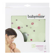 Babymoov Podgłówek Lovenest - oddychający materiał