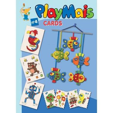 """PLAYMAIS książeczka """"Karty"""""""
