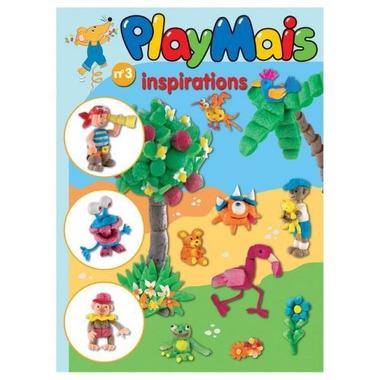 """PLAYMAIS książeczka """"Inspiracje"""""""