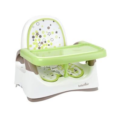 Babymoov, Kompaktowe krzesełko składane almond/taupe