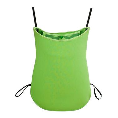 Torba na wózek z neoprenu (zielona w kropki)