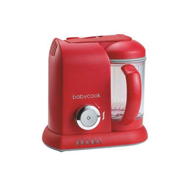 Beaba, babycook Solo Red