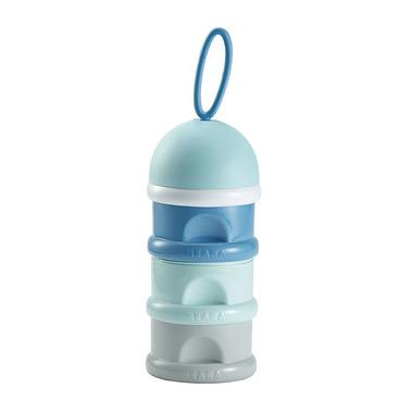Beaba, pojemniki na mleko w proszku blue