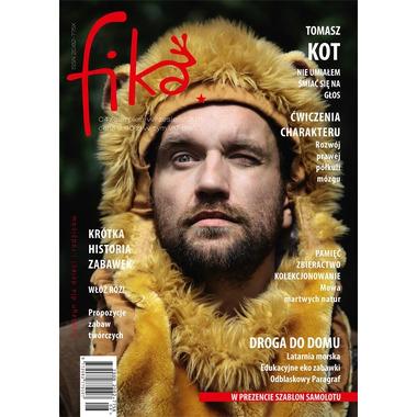 Fika - Magazyn dla rodziców i dzieci sierpień-wrzesień 2011