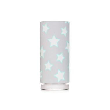 LAMPKA NOCNA GREY STARS (ze ściemniaczem)