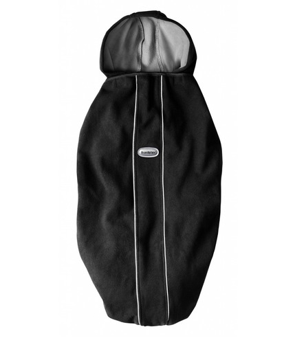 Przykrycie do nosidełka BabyBjorn - czarny
