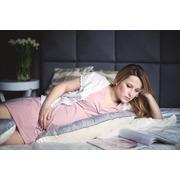 Poofi, Poduszka ciążowa szaro-biała