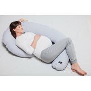 Poofi, poduszka ciążowa kremowo-beżowa