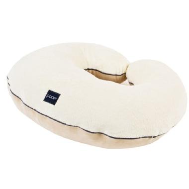 Poofi, poduszka do karmienia kremowo-beżowa