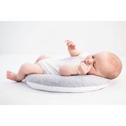 Poofi, poduszka stabilizacyjna szaro-biała