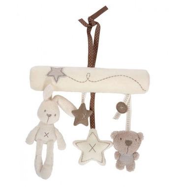 Mamas&Papas, zabawka do wózka/fotelika  Millie & Boris