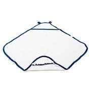 Poofi, Ręcznik z kapturkiem biało-szary