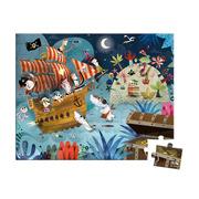 Janod, puzzle Piraci