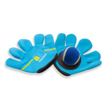 Rękawice z piłką