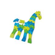 Puzzle Żyrafa A-Z