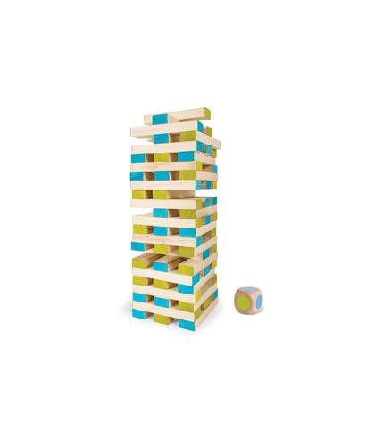 Wieża XL - z kostką