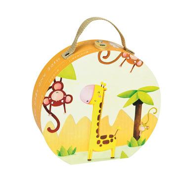 Janod, puzzle Safari w walizce
