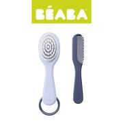 Beaba, szczoteczka do włosów i grzebień mineral
