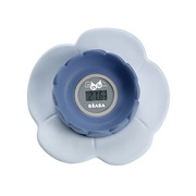 Beaba, termometr do kąpieli Lotus grey/blue