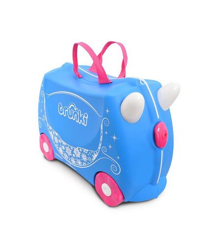 Jeżdząca walizeczka - Księżniczka Pearl