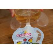 Fill'n Squeeze, zestaw z saszetkami do karmienia dzieci
