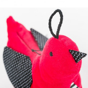 Whisbird - Szumiący Ptaszek (czerwień)