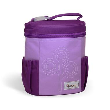Termotorba lunchbox NOMNOM ZoLi fioletowa