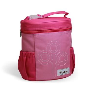 Termotorba lunchbox NOMNOM ZoLi różowa