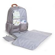 Plecak filcowy z przewijakiem