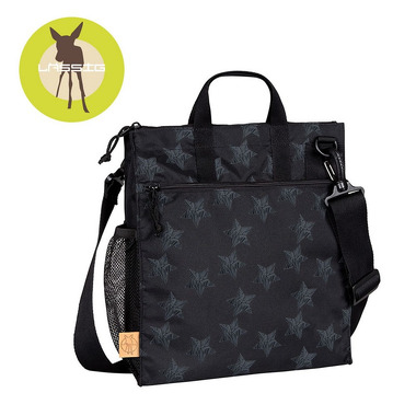 Casual Label Torba do Wózka Reflective Star black