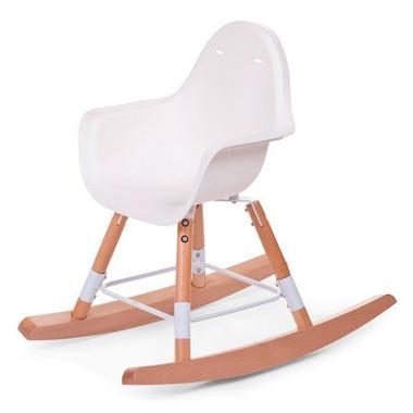Childhome, Płozy do krzesełka EVOLU 2 naturalne drewno