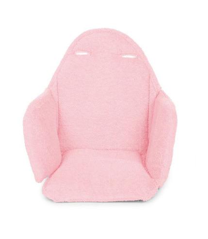 Childhome, Ochraniacz-poduszka do krzesła Evolu 2 frotte różowy