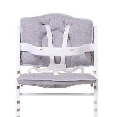 Childhome, Ochraniacz-poduszka do krzesła Lambda 2 jersey szary