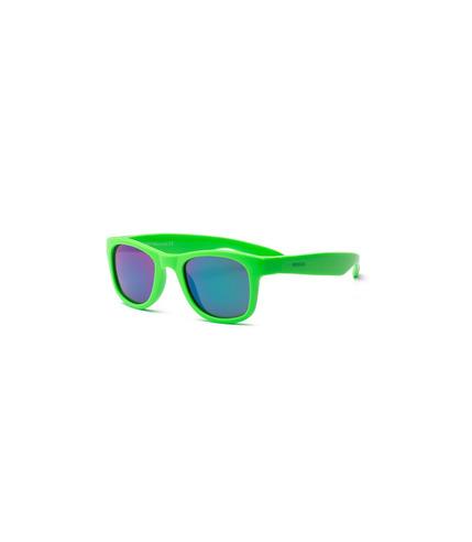 Okulary przeciwsłoneczne Surf - Neon Green 4+