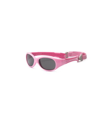 Okulary przeciwsłoneczne Explorer - Pink and Hot Pink 0+