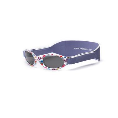 Okulary przeciwsłoneczne My First Shades - Purple Hearts 0+