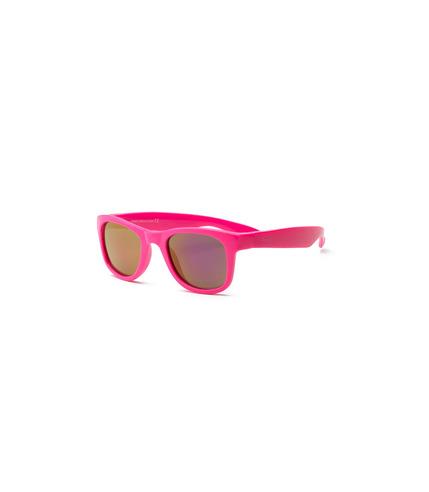 Okulary przeciwsłoneczne Surf - Neon Pink 4+