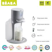 BEABA, Beaba Bibexpresso Ekspres do mleka 3w1  3W1 grey