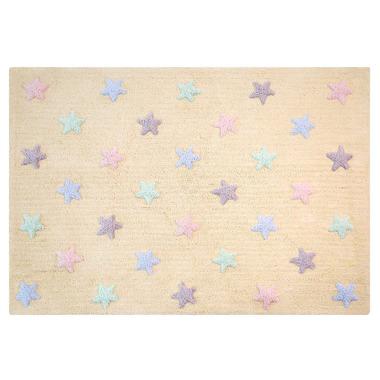 Dywan TRICOLOR STARS VANILLA 120x160cm