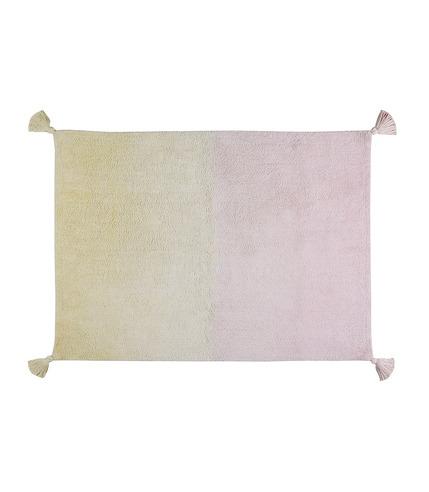 Dywan DEGRADE 120x160cm vanilla/soft pink