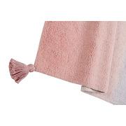 Dywan DEGRADE 120x160cm coral pink/lavender