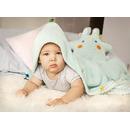 Śpiworek otulaczek miętowy Snoozebaby