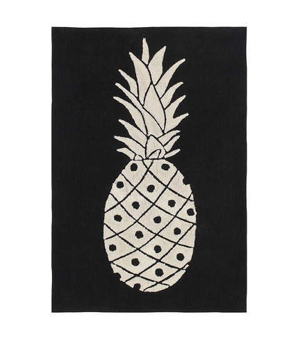 Dywan BLACK&WHITE 140x200cm PINEAPPLE