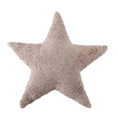 Poduszka STAR 54x54cm LINEN