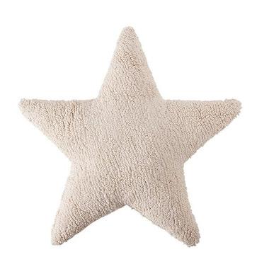 Poduszka STAR 54x54cm Cream
