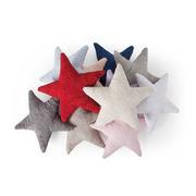 Poduszka STAR 50x50cm Blue
