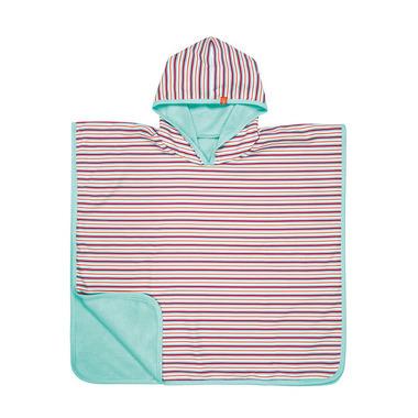 Lassig, ręcznik Poncho Small stripes