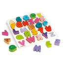 Janod, puzzle alfabet