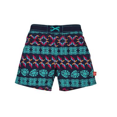 Lassig, spodenki do pływania z pieluszką Tropical, UV 50+, 24-36 mcy